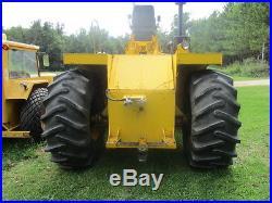 MRS tractor all wheel drive 4x4 Model A80 IH Farmall Case CaseIH CNH