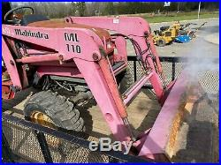 Mahindra 3015 HST 4X4 Loader Tractor with Only 698 Hours