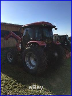 Mahindra 8560 Turbo 4WD Tractor