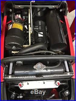 Mahindra Max 24 4X4 Diesel Tractor