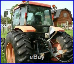 Make Offer Kubota M105S with Air & 4WD Very Good Condition Low Hours
