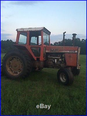 Massey Ferguson 1105 Farm Tractor 110 hp