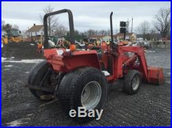 Massey Ferguson 1160 4x4 Compact Tractor With Loader! NO RESERVE
