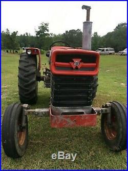Massey Ferguson 165 Diesel Tractor
