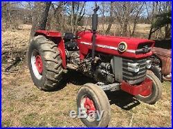 Massey Ferguson 178 Tractor
