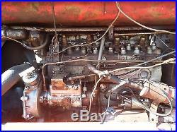 Massey Ferguson 180 Diesel Tractor Very Nice
