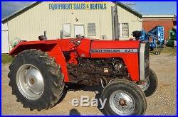 ferguson | Mowers & Tractors