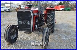 Massey Ferguson 231 diesel tractor