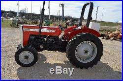 Massey Ferguson 231s diesel tractor