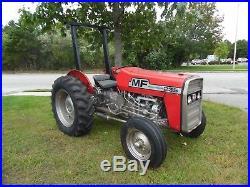 Massey Ferguson 235 Special Tractor