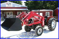Massey Ferguson 240 Tractor 2wd Loader-Low Hrs-Delivery @ $1.85 per loaded mile