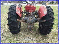 Massey Ferguson 35 2WD Gas Tractor