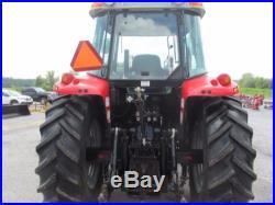 Massey Ferguson 5455 Diesel Farm Tractor Cab 4X4 Loader