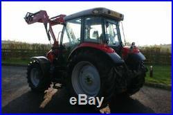 Massey Ferguson 5712 SL Dyna-4 Tractor £35,900 + VAT