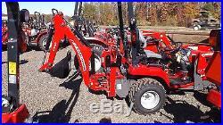 Massey Ferguson Gc1710 Tlb Garden Tractor Free Shipping No Sales Tax