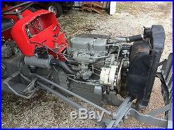 Massey Ferguson MF20 Tractor