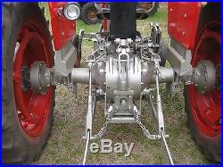 Massey Ferguson Model 165 High Crop tractor 1970 Yr Model Refurbished