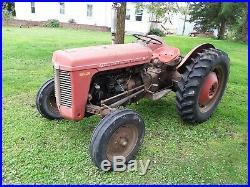 Massey ferguson TO35 Tractor