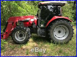 McCormick CX 110 4x4 Tractor