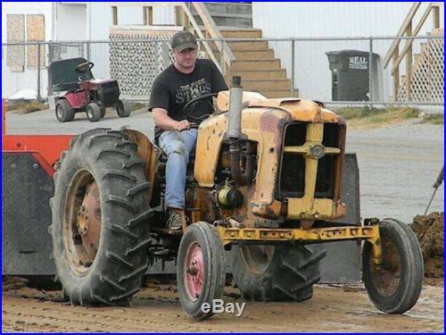 Minneapolis moline 335 tractor