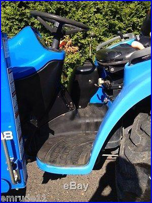 NEW HOLLAND TC33 TRACTOR FRONT END LOADER FORD TRACTOR LOADER FARM TRACTOR