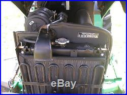 NICE JOHN DEERE 2320 4 X 4 MOWER TRACTOR