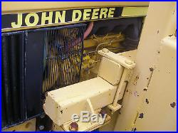 NICE JOHN DEERE 2355 2WD TRACTOR WITH ALAMO SIDEARM MOWER