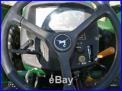 NICE JOHN DEERE 4700 4WD LOADER TRACTOR
