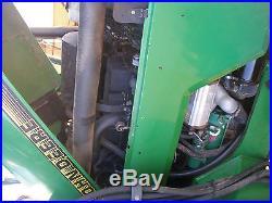 NICE JOHN DEERE 5400 4 X 4 LOADER TRACTOR