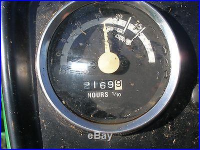 NICE JOHN DEERE 950 4X4 LOADER TRACTOR