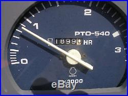 NICE KUBOTA L 3710 4 X 4 LOADER TRACTOR