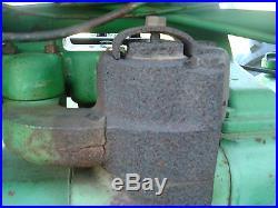 NO RESERVE 1960 John Deere 730 gas