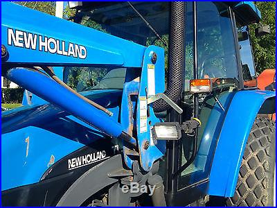 New Holland TL70 with Loader 70HP