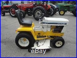 Nice 149 International Cub Cadet Lawn Tractor