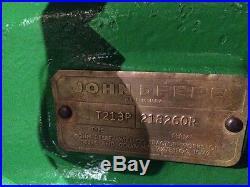 Nice! 1969 John Deere 4020 powershift