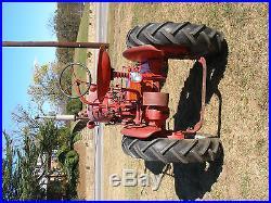 Nice Original Farmall Cub Tractor