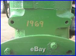 Oliver 1650,1655,1750,1755,1800,1855 farm tractor 310 diesel motor RUNS GREAT
