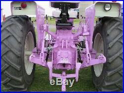 Oliver 1850 Diesel Tractor