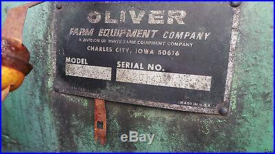 Oliver 2655 Abilene Machine
