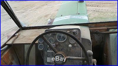 Oliver 2655 Tractor Abilene Machine