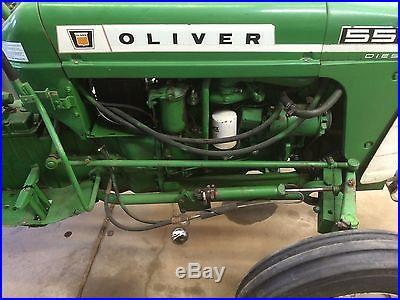 Oliver 550 Diesel 1966 Excellent