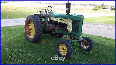 Original John Deere 630 Tractor