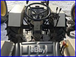 Pasquali 494 4WD Tractor
