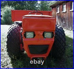 Pasquali 956 Transporter Tractor RARE