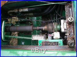 Ransomes Motor 213d Reel Mower Kubota Diesel Engine