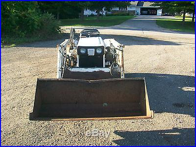 Satoh ST 1300D Tractor Loader Diesel Compact Utility PTO John Deere Farmall