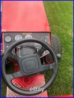 Steiner tractor 4X4 425 Kubota diesel