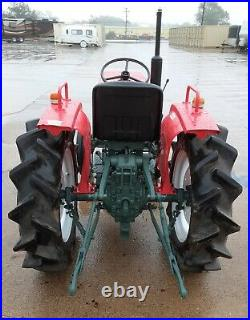 Strong Running Refurbished Yanmar YM2000 24hp Diesel Compact Tractor Low Hours
