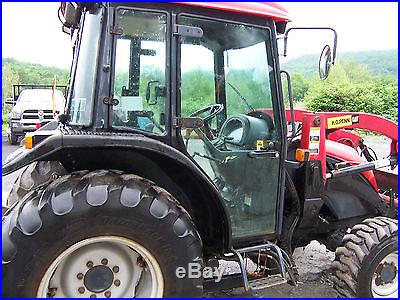 TYM T603 CAB TRACTOR