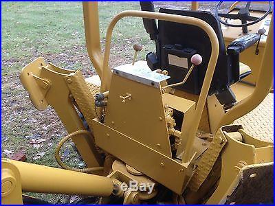 Terramite T6 Diesel Tractor Loader Backhoe, 4x4, Power Steering, Very Powerfull